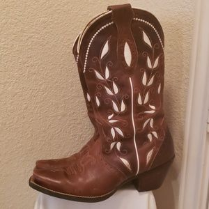 Ariat Women's Western Leather Boots